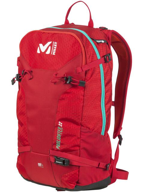 Millet Prolighter 22 Backpack Unisex red-rouge